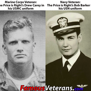 Famous Veterans of The Price is Right!